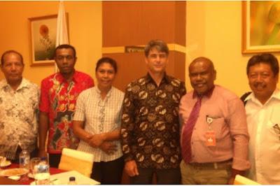 Wakil Dubes AS Terima Laporan Pelanggaran HAM di Papua