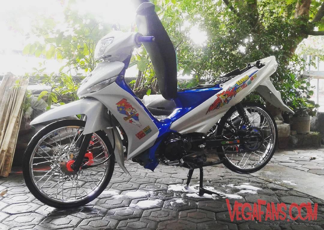 97 Modifikasi Motor Vega Zr Jari Jari Terbaik Kuroko Motor