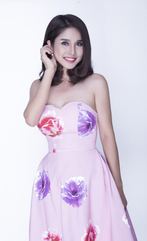 Thảo Trang gợi cảm sau một năm ly hôn với Phan Thanh Bình