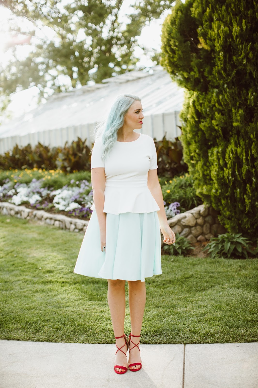 Sunday Best, Utah Blogger, Choies