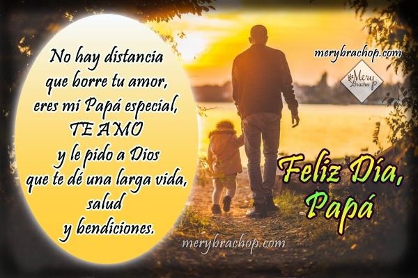 Frases De Amor Para Un Padre Que Está Lejos En El Día Del