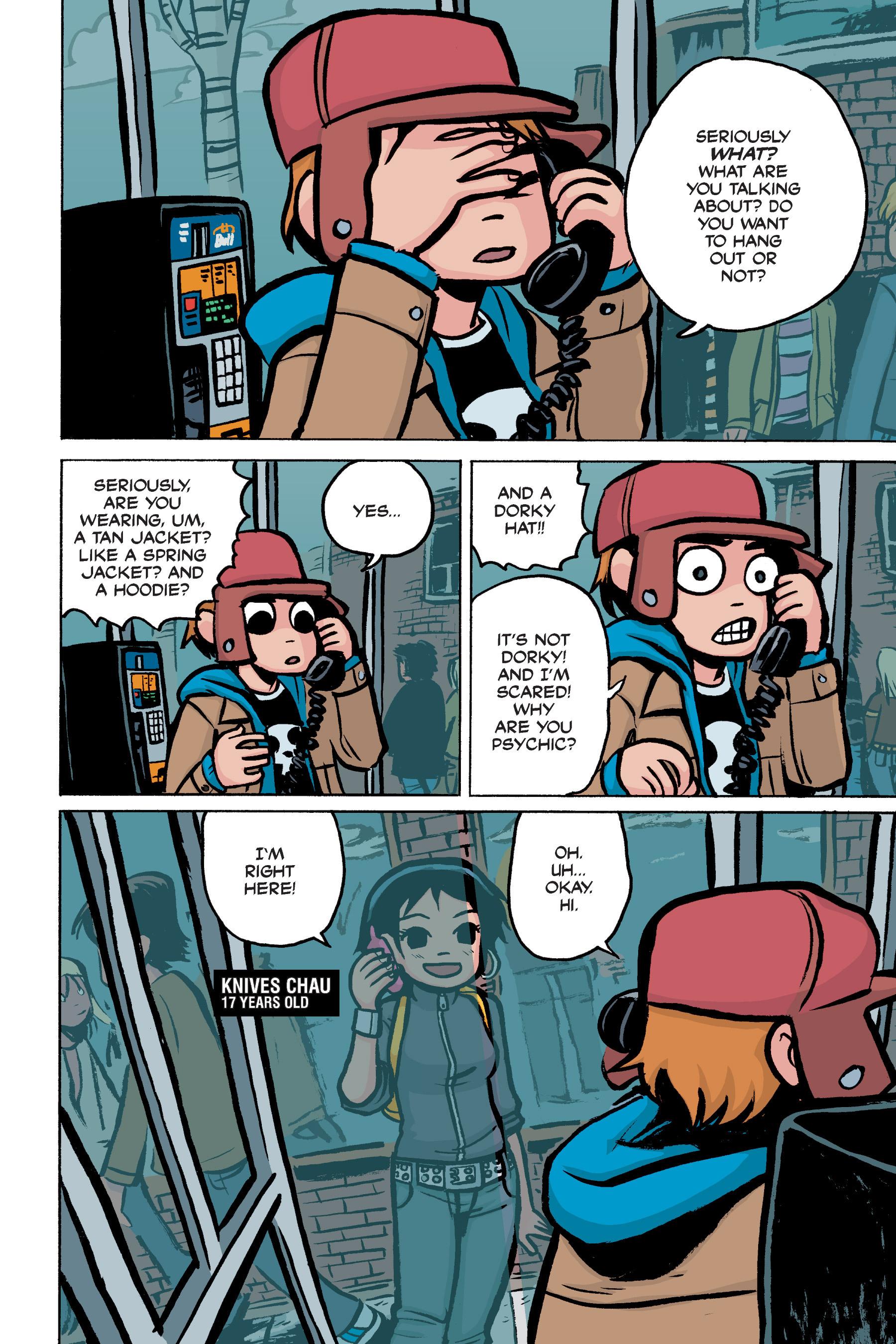 Read online Scott Pilgrim comic -  Issue #2 - 40