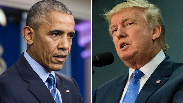 Obama blasts Trump Over Repeal Of Migrant Amnesty