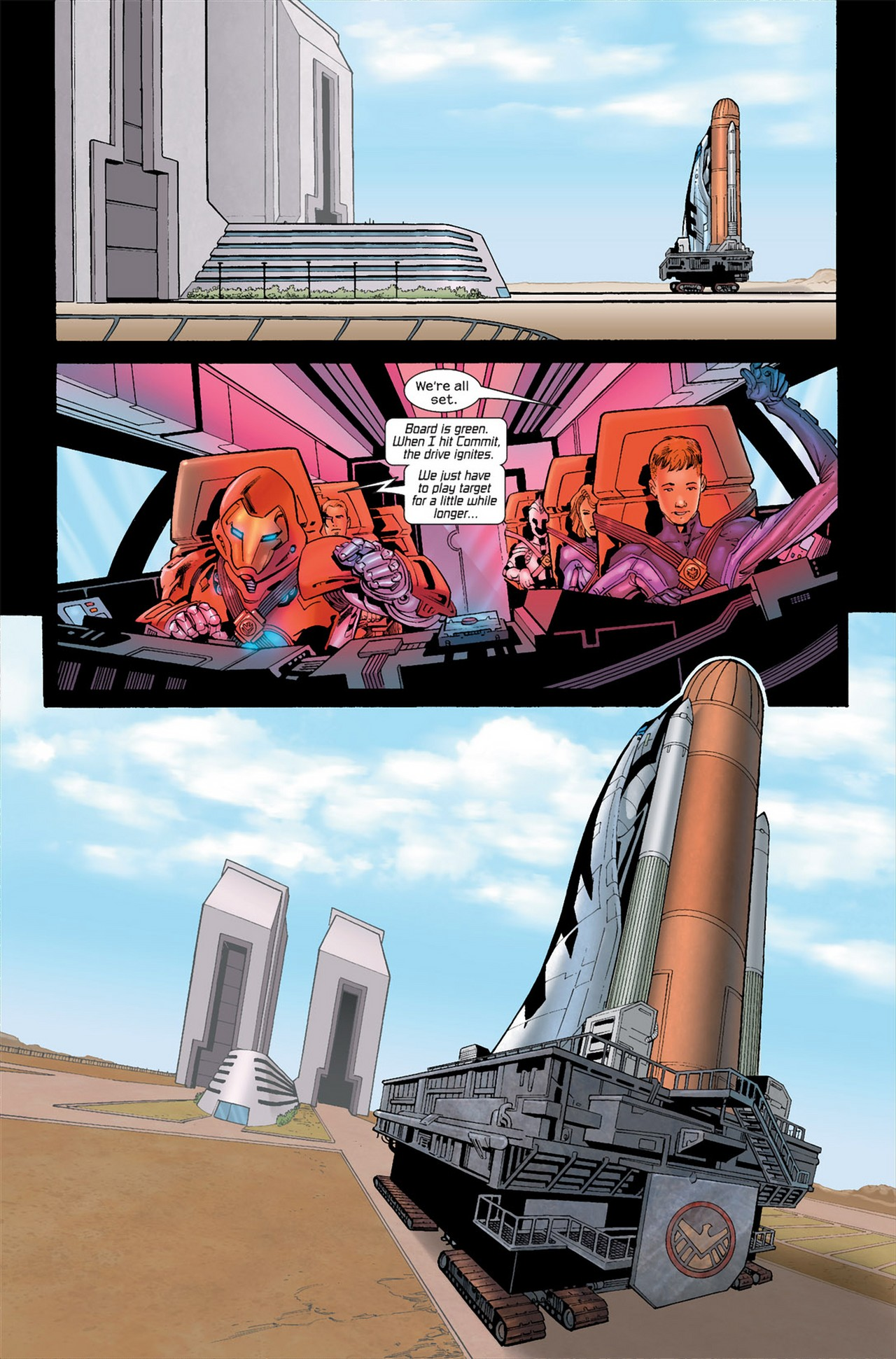 Read online Ultimate Secret comic -  Issue #3 - 16
