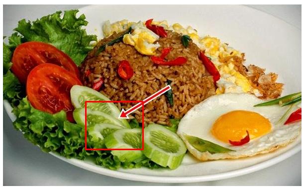 Hati-hati...!! ===>> Jangan Makan Nasi Goreng Campur Ketimun, Ini Akibatnya...