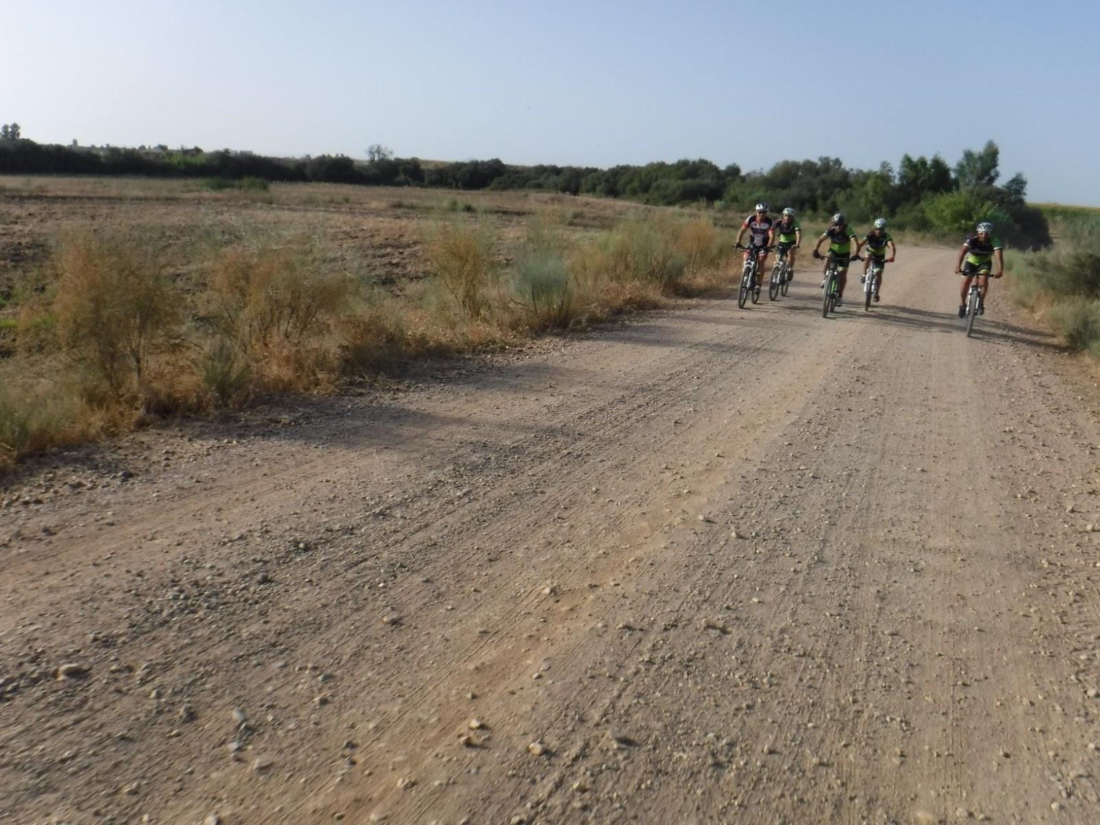 Santa amalia pe a cicloturista amaliense nos vamos a - Chino arroyomolinos ...
