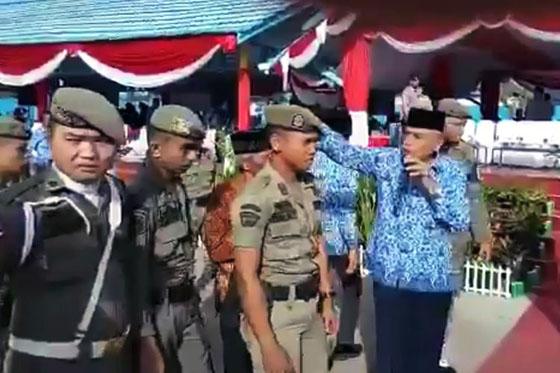Video Wagub Udin Hianggio Ngamuk Pada Gubernur Kalimantan Utara Irianto Lambrie