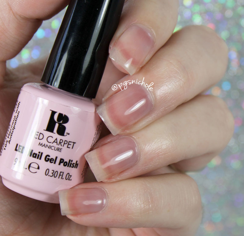 Bedlam Beauty: My First Time Trying At Home Gel Manicures