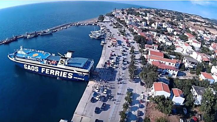 SAOS Ferries: Επιτακτική η ανάγκη εργασιών στους λιμένες Αλεξανδρούπολης και Σαμοθράκης