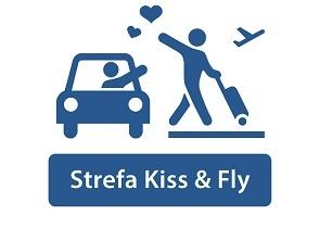 Teraz przywiożąc kogoś na lotnisko, można zatrzymać się na chwilę w strefie Kiss&Fly