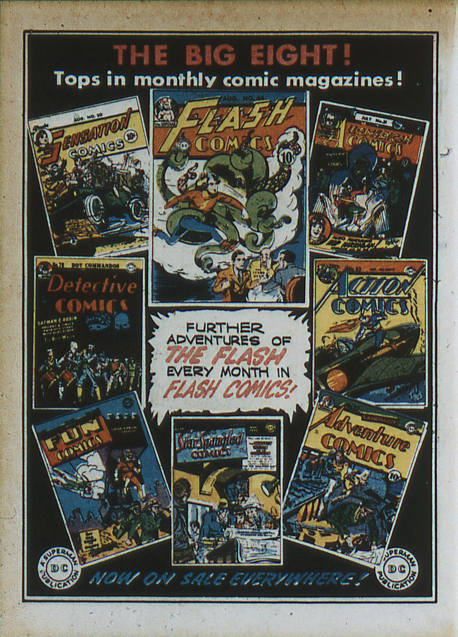 Read online All-Flash comic -  Issue #11 - 29