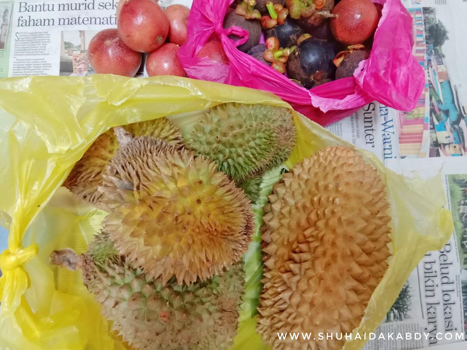 Buah Bermusim, Durian, Durian Batu Kurau
