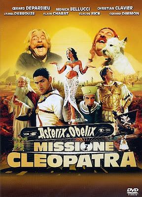 Assistir Asterix e Obelix Missão Cleópatra Dublado Online HD