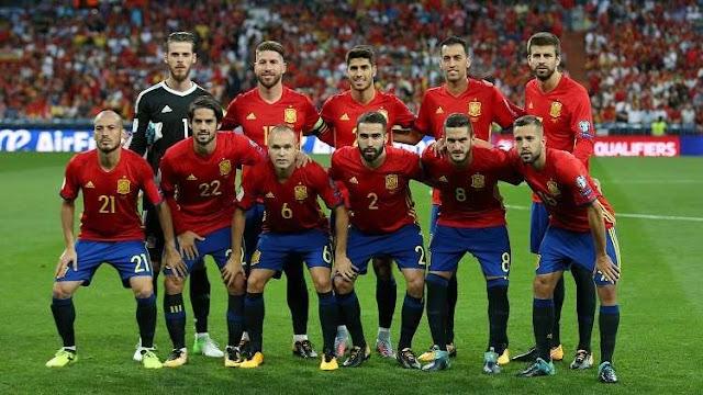 نتيجة مباراة اسبانيا والبانيا اليوم الجمعة 6/10/2017 في تصفيات كأس العالم مونديال 2018 بروسيا