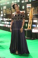 Sanjjanaa Galrani aka Archana Galrani in Maroon Gown beautiful Pics at IIFA Utsavam Awards 2017 46.JPG