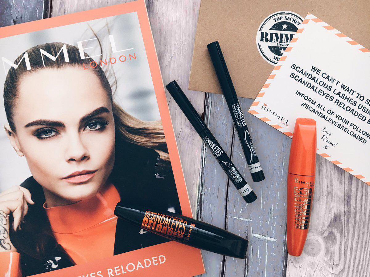 b0f7fa23487 Rimmel has recently relaunched one of their most popular mascaras, with the  new Scandaleyes Reloaded range being highly anticipated by beauty  enthusiasts ...