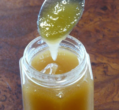 CRISTALIZACION DE LA MIEL - CRYSTALLIZATION OF HONEY.