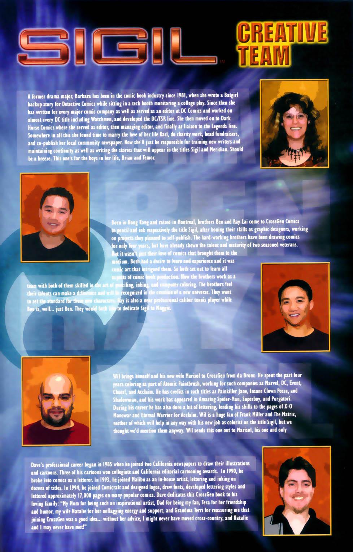 Read online Sigil (2000) comic -  Issue #2 - 24