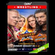 WWE Summer Slam  (2018) HDTV 720p Latino/Ingles (Both brands)