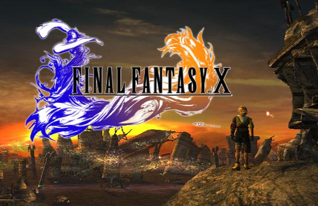 Final Fantasy X title
