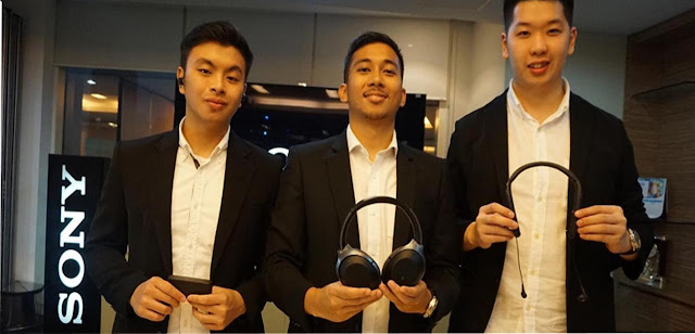 Sony Menghadirkan Seri Headphone Bluetooth Bersuara Paling Jernih Terbaru !