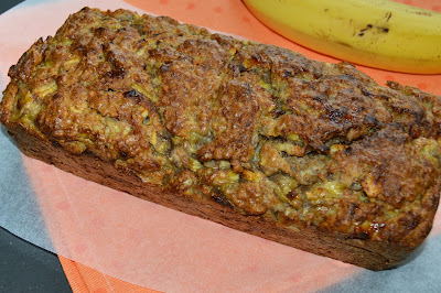 Pão de Banana  (Bebés desde os 12 Meses)
