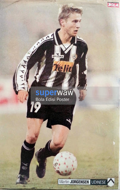 Poster Martin Jorgensen (Udinese)