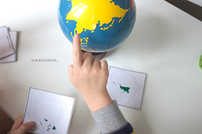 Regenwald Montessori Kosmische Erziehung