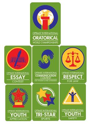 pnw optimist international program logos
