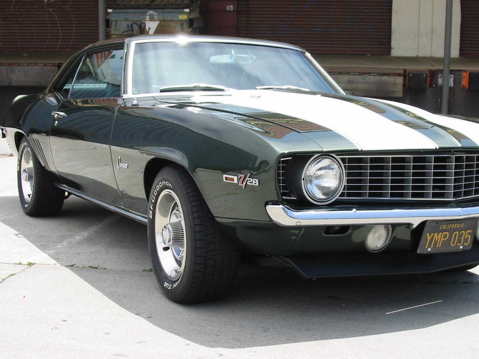 Steve's Camaro Parts: Classic Camaro Parts - 1967 - 1969