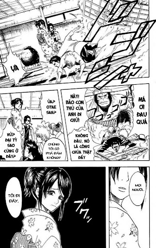 Gintama Chap 111 page 12 - Truyentranhaz.net
