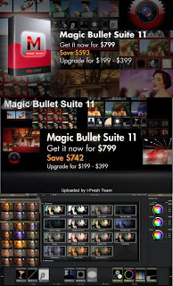 FREE ✧ FULL ✧ PORTABLE: Red Giant Magic Bullet Suite 11 4