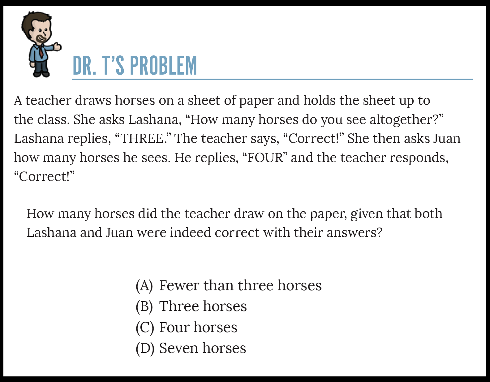 problems solving techniques