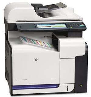 HP Color LaserJet CM3530 Multifunction Printer Driver Downloads & Software for Windows