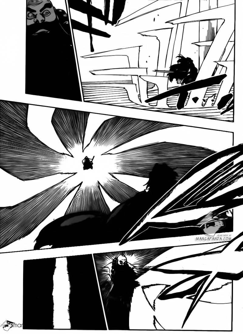 Bleach Ch 607: The Master