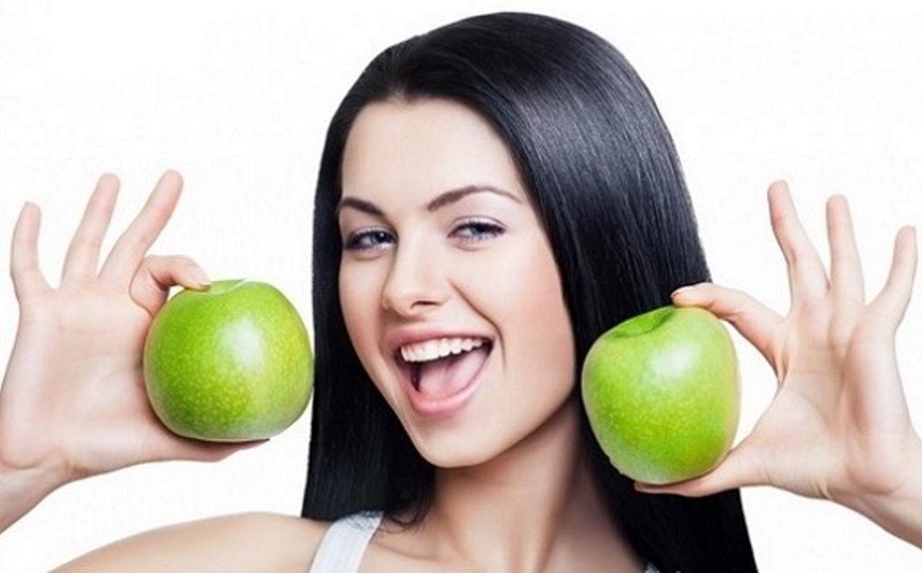 Buah dan Sayuran yang Bermanfaat untuk Pertumbuhan Rambut