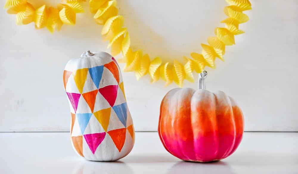 DIY Halloween Pumpkin Carving & Decorating Ideas