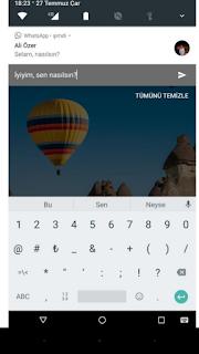 Android Nougat'ın Önde Gelen Özellikleri