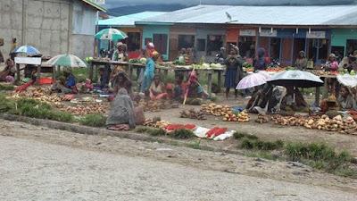 Freeport dan Pemerintah Pusat Ribut, Rakyat Papua yang Sengsara