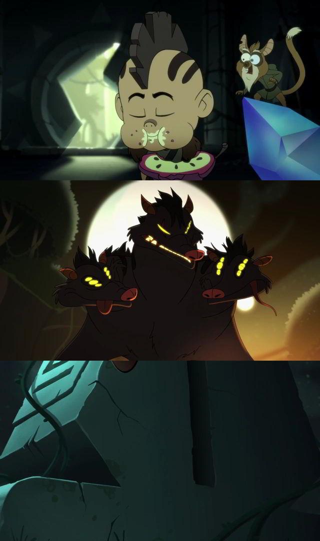Niko y la espada iluminada Temporada 1 HD 720p Latino Dual