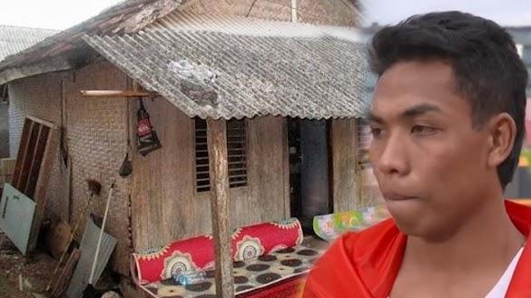 Ternyata Zohri yang Minta Keluarga Tolak Renovasi Rumah dari Pemerintah, Ini Alasannya