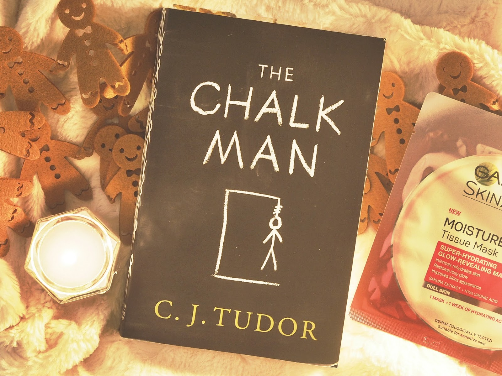 The Chalk Man by C.J Tudor Book Review