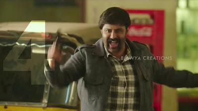 Tamil Actor Nandamuri Balakrishna HD Photo