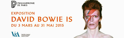 David Bowie is à la Philharmonie de Paris