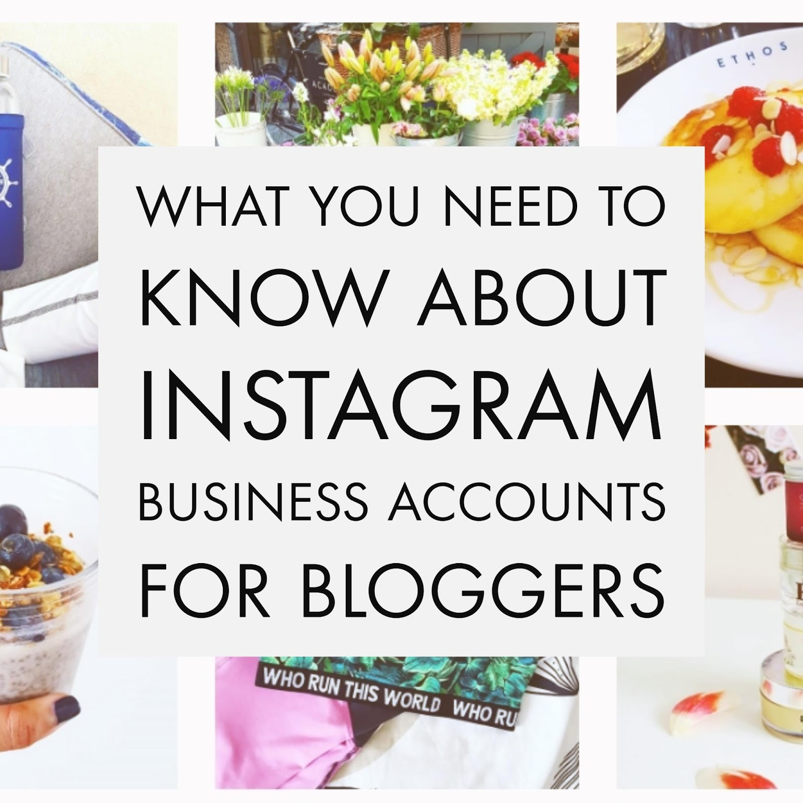 The Rundown On Instagram Business Profiles