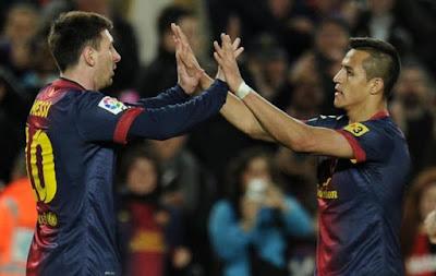 Sanchez bị tình nghi trốn thuế khi còn thuộc biên chế Barca