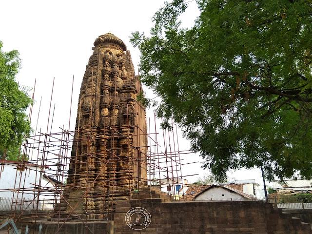 Bhand Deul Temple Arang