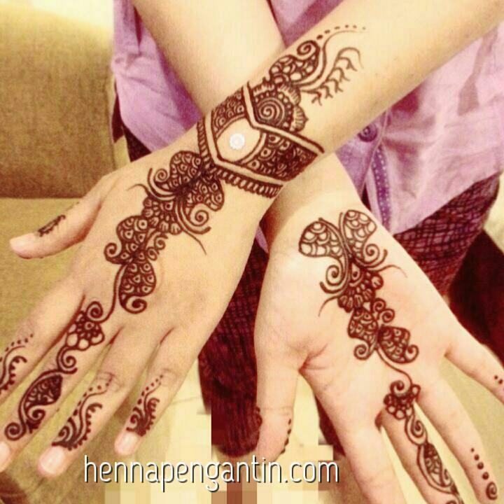 Henna Pengantin Jakarta