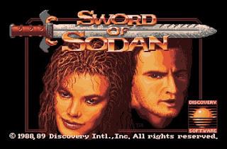 Videojuego Sword of Sodan