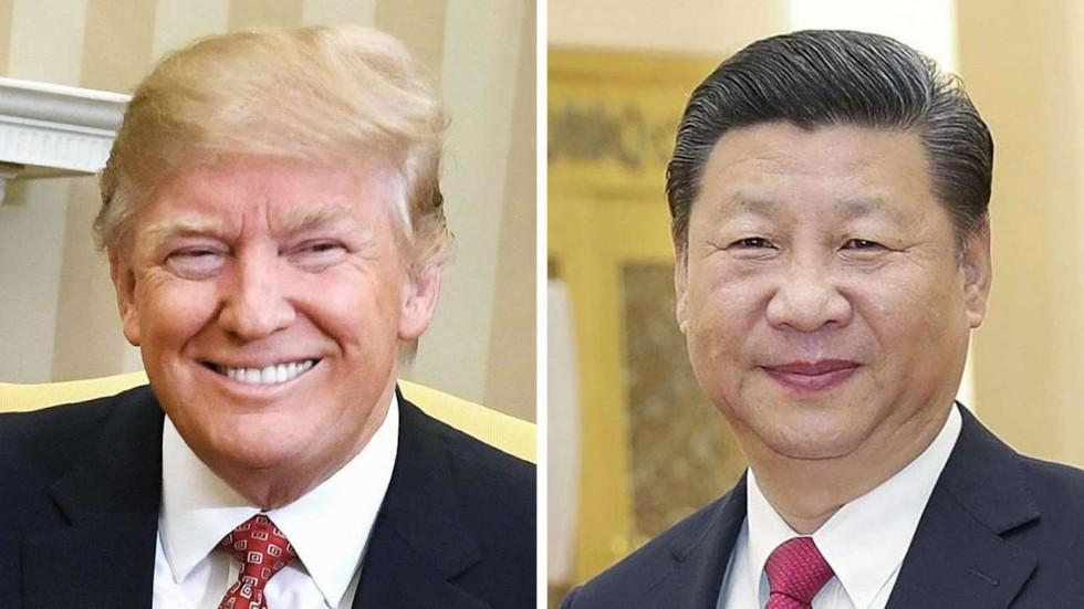 Trump - Xi Jinping